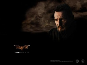 Liam Neeson from Batman Begins