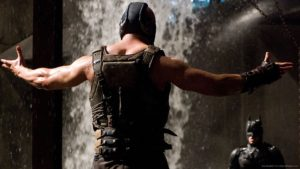 Open your sales call like Bane with theatricality