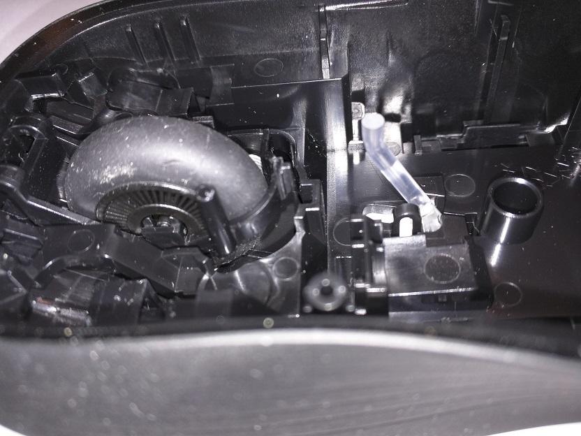 Logitech Mouse M310 Thumbwheel