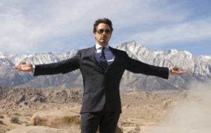 Sales Presentations by Tony Stark