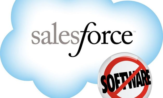Salesforce Is Transforming The Sales Workforce