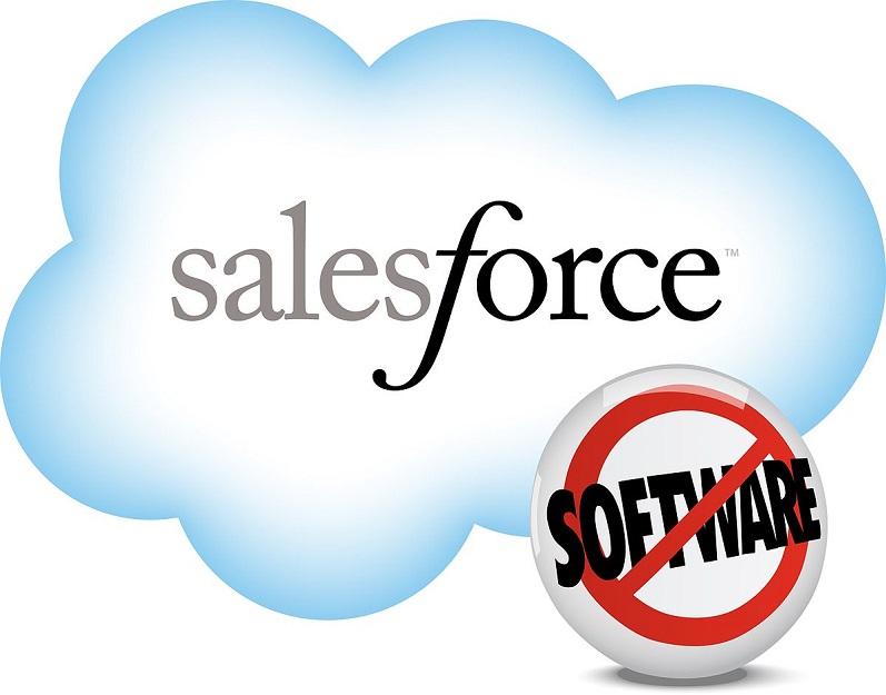 Salesforce Is Transforming The Sales Workforce