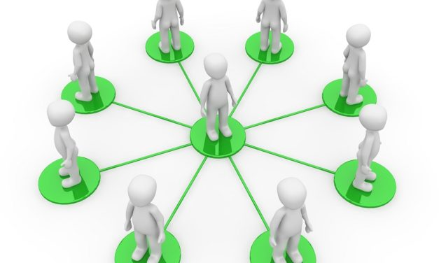 4 Ideas on Building Your Contact Network in a Company